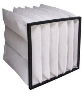 zakkenfilters luchtfilter